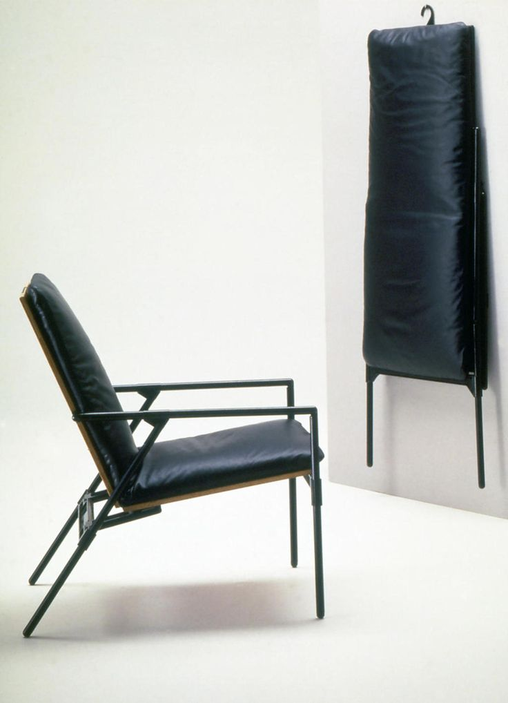 Charming Nena 1984 Folding Armchair B Italia Richard Sapper Design Inspirations