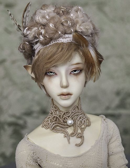 saskha — Tribal Rococo by eviexm on Flickr.