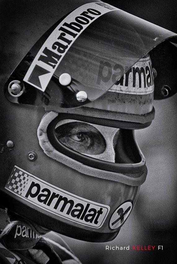 """Tenacity"" © Richard Kelley - Niki Lauda in Watkins Glen, 1978 - Motorsport & F1 pictures"
