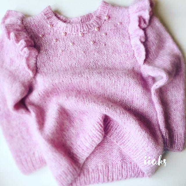 #свитерскрылышками_iiaks  #вяжу #вязание