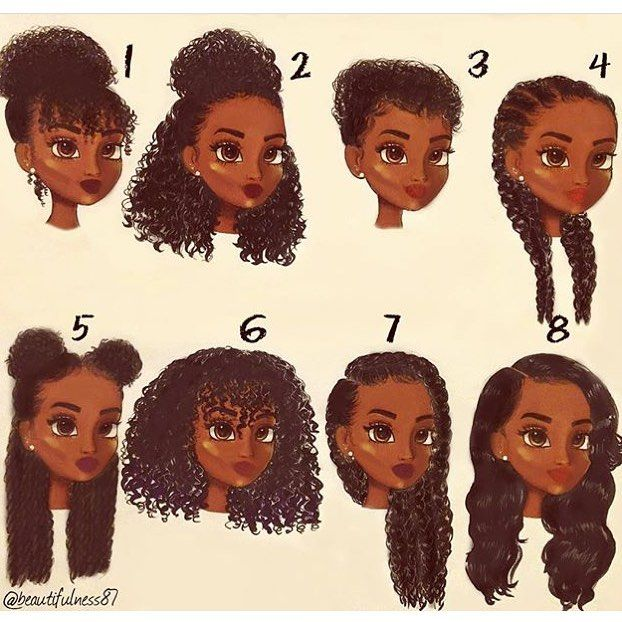 527 Best Hair Type 4c Images On Pinterest Black Women