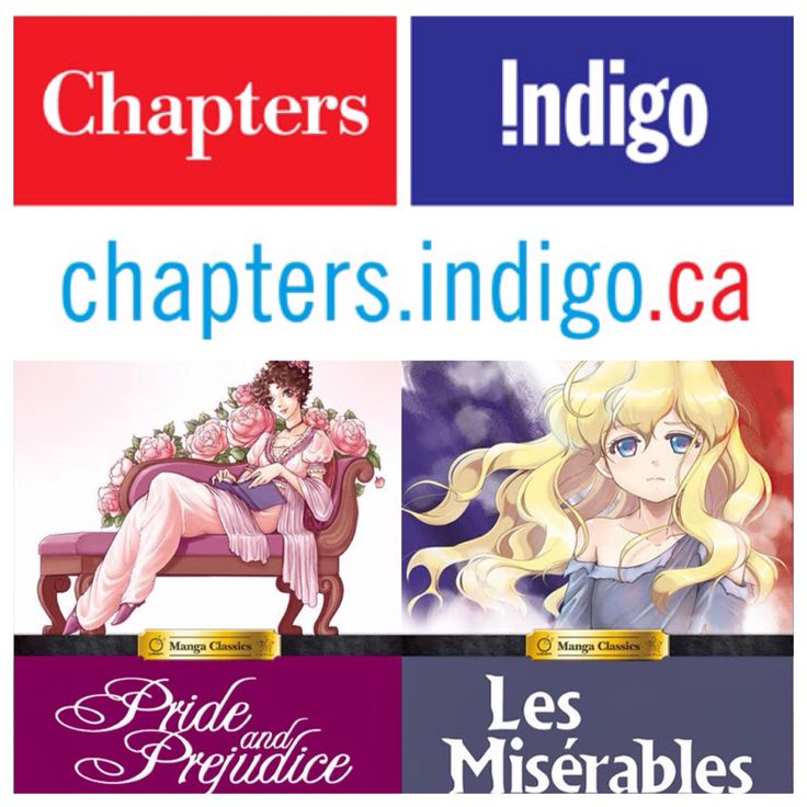 Canadian fans!! You can save up to 37% on our Manga Classics books when you order from Chapters Indigo!! Order yours now before the special price ends! @chaptersindigo #Chapters #Indigo #MangaClassics #ChaptersIndigo #IndigoChapters