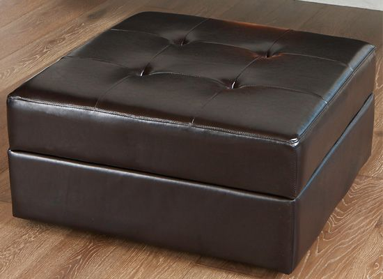 25+ best ideas about Leather ottoman with storage on Pinterest | Ottoman  table, Leather coffee table and Tufted ottoman coffee table - 25+ Best Ideas About Leather Ottoman With Storage On Pinterest
