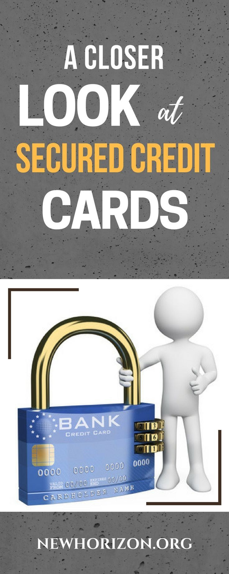 A Closer Look At Secured Credit Cards Secure Credit Card Small Business Credit Cards Credit Card