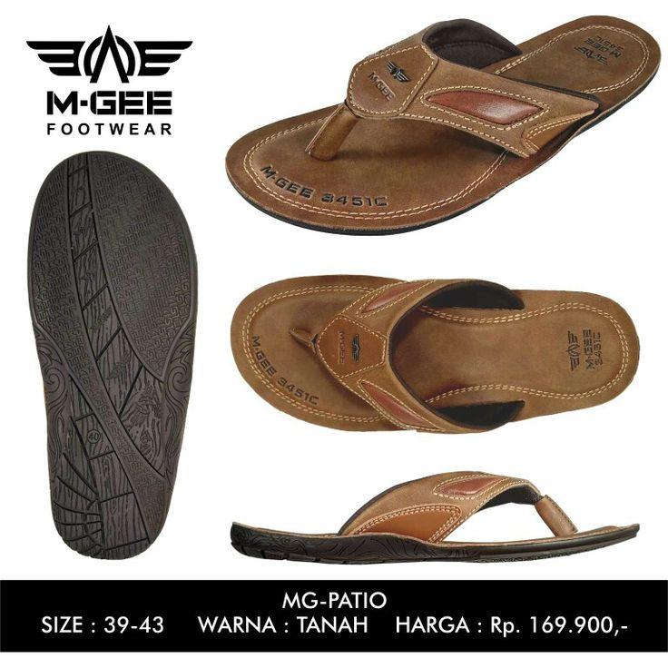 M-GEE Footwear MG-PATIO Tanah