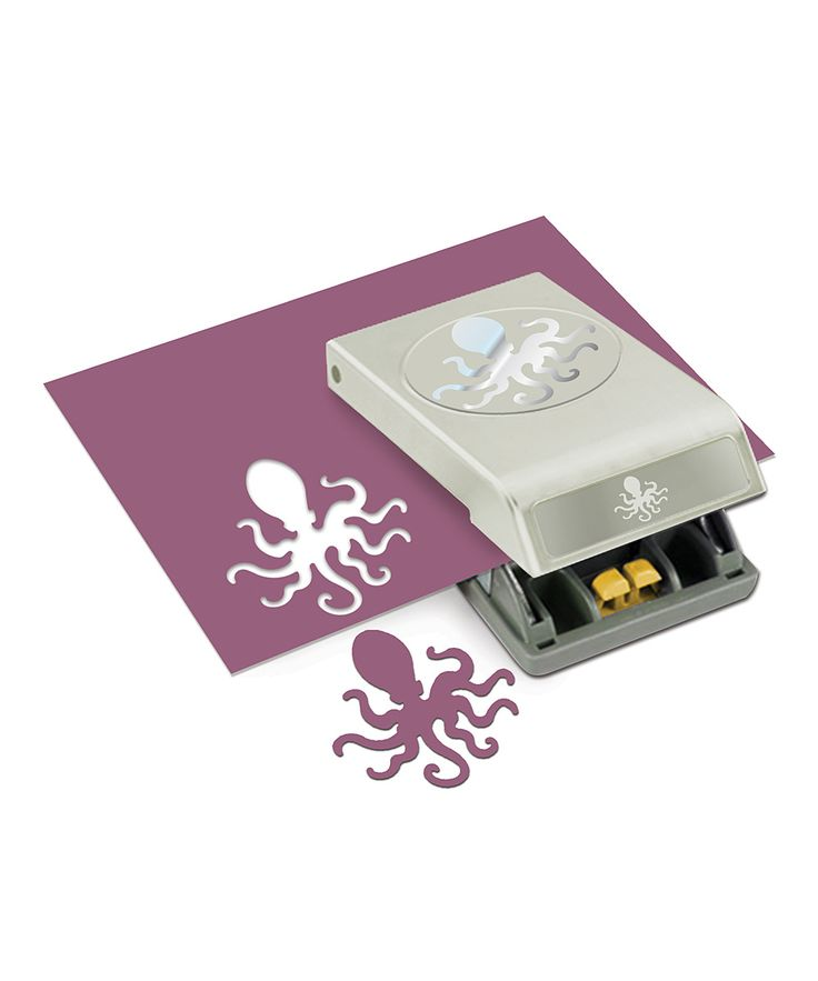 EK Tools Octopus Paper Punch | zulily