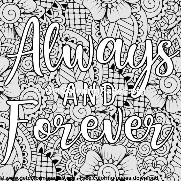 Please Like ❤️ Free Downloads @getcoloringpages Getcoloringpages Doodle  Doodles Doodlear… Love Coloring Pages, Words Coloring Book, Swear Word Coloring  Book