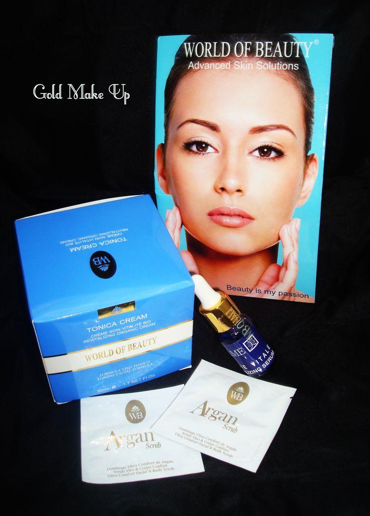 World of Beauty: la nostra chiave di giovinezzaGoldMakeUp.it | GoldMakeUp.it