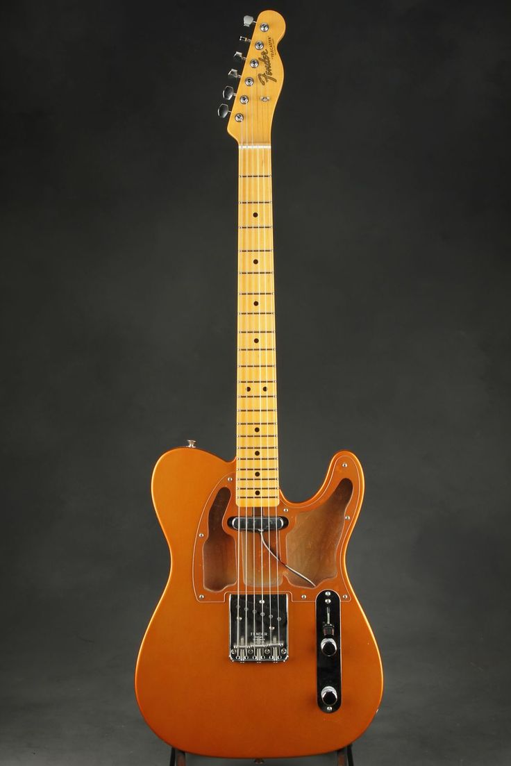 """With its special """"smuggler's cavity""""—a hollowed-out portion of the body beneath the pickguard, 2016's Limited Edition 1967 Closet Classic Smuggler's Telecaster offers an enlightened take on classic '60s Tele style. With hand-wound 1967 Telecaster pickups and a lightly aged Closet Classic lacq..."""