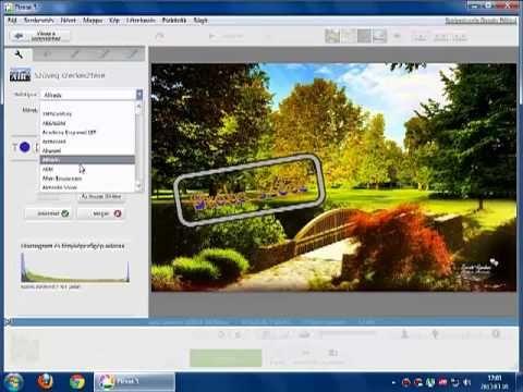 A Picasa 3 fotószerkesztő bemutatása. (HUN)