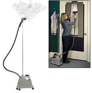 Jiffy J-2000 Garment SteamerPrice: $124.99 | Visit Store »Uploaded by The Simply Luxurious LifeA garment steamer is a must to care for quality clothes in your closet. Get rid of your iron and gently care for your items.