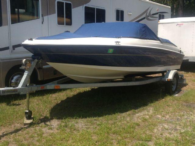 17 Feet 2010 Bayliner 175 Br Bowrider Blue And White 50