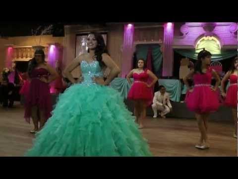 Bianca Rodriguez Quinceanera Vals Dance - Regalo D #ihavethedamas#dresses#butinPurple