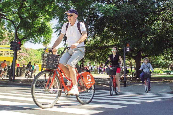 Qué piensan los extranjeros de nuestro ciclismo urbano