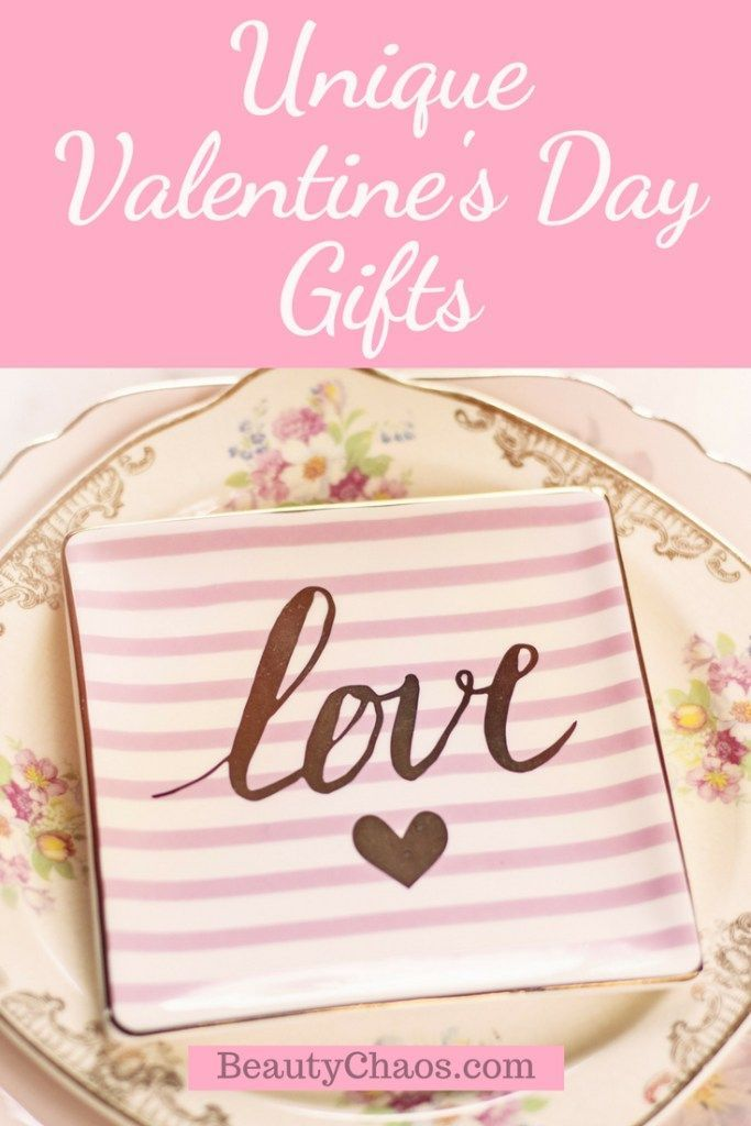 Great Ideas for Unique Valentine's Day Gifts | Beauty Chaos #valentinesday #valentinesdaygiftideas #giftidea
