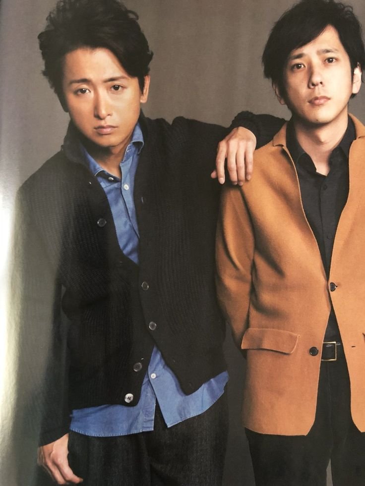 """""""#IDtheLook In the latest issue of Anan magazine, #大野智 is wearing tweed trousers by Phigvel https://t.co/5wxykpxPVf"""""""