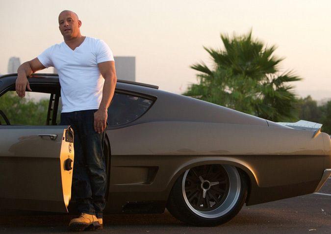 Furious 8 First Look Vin Diesel Unveils Emotional Paul Walker