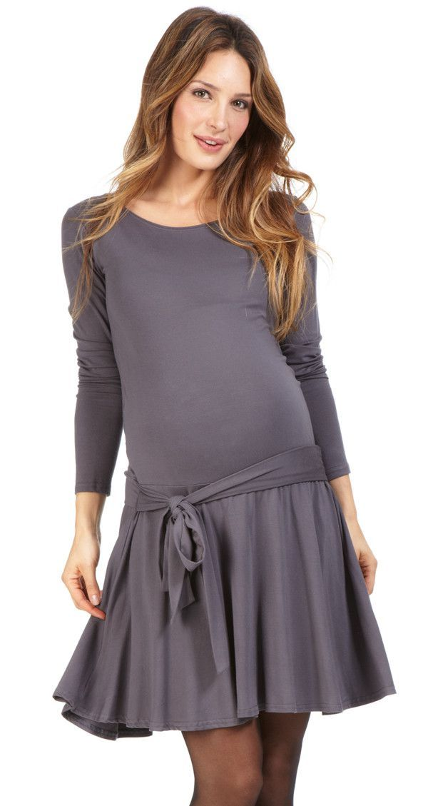 winter maternity dresses | Beautiful Winter Maternity Clothes