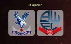 Crystal Palace Vs Bolton Wanderers Live Streaming & Highlights
