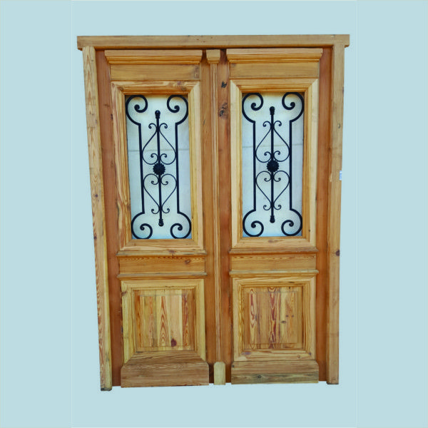 puerta de entrada cod 2883 puerta para frente de madera