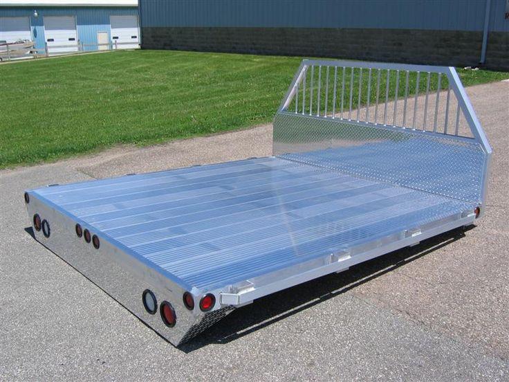 TLWoods.com - Aluminum Truck Flatbeds