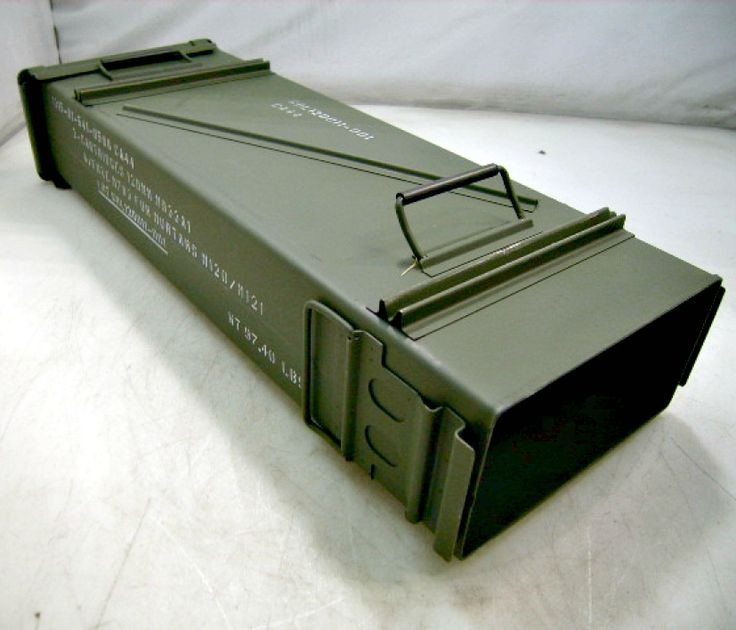 Alternative long term ammo storage options to ammo cans.?