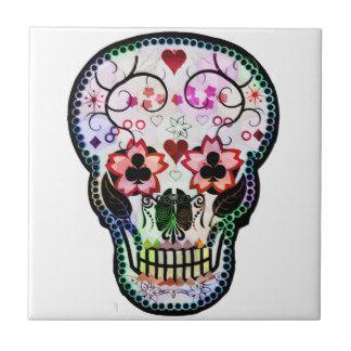 Mijn Mexicaanse Schedel Geboortetegels