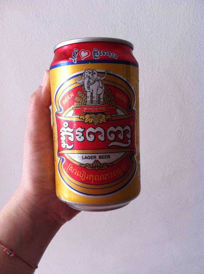 I ❤️ Phnom Penh   #lagerbeer #beer