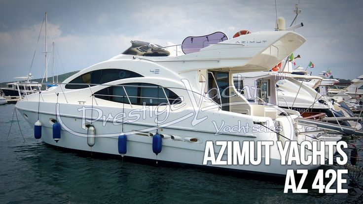 Azimut AZ 42e Yacht in vendita del cantiere Azimut