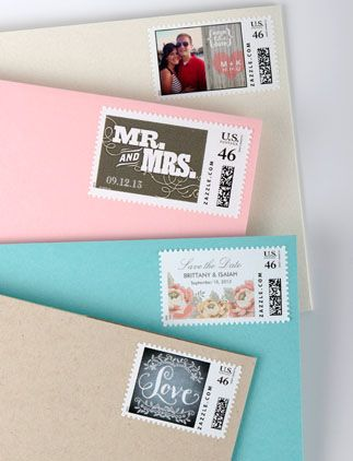 SPECIAL OCCASION POSTAGE STAMPS from Zazzle.com
