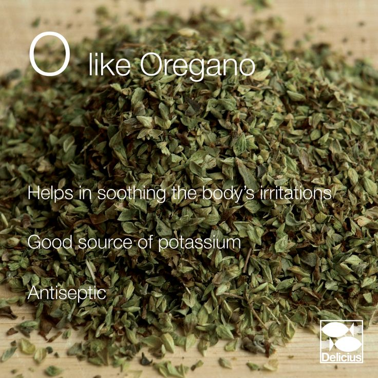 O LIKE OREGANO | Commonly used in many recipes to add taste!