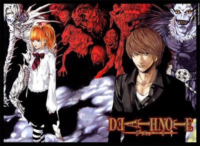 """""""Renascer""""Opção 1 Dublado Death Note Dublado 01 - AnimeQOpção 2 LegendadoDeath Note 01 - www.animeq.com.br"""