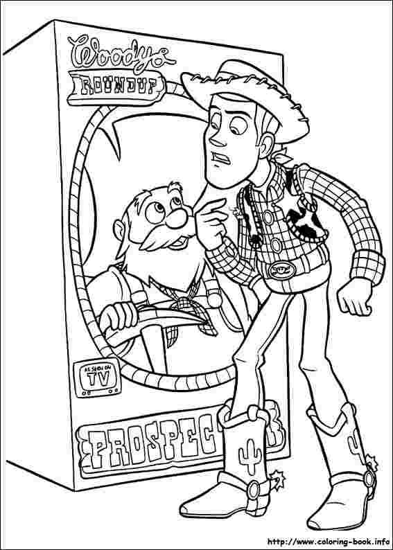 Prospector Coloring Pages Toy Story Coloring Pages Cartoon Coloring Pages Mermaid Coloring Pages