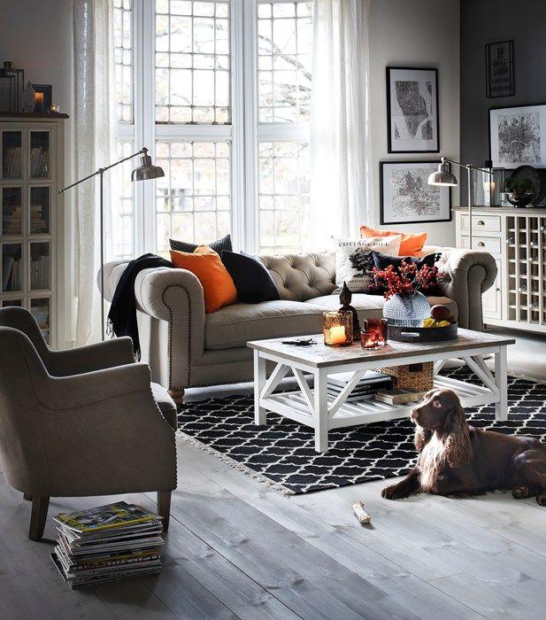 Chester Delux - 3-sits soffa | Mio