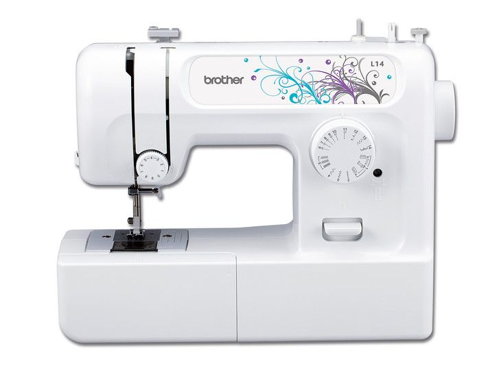 Brother L14 Sewing Machine. Ideal beginners machine and is perfect for basic alterations and repairs. Only £99 with FREE delivery
