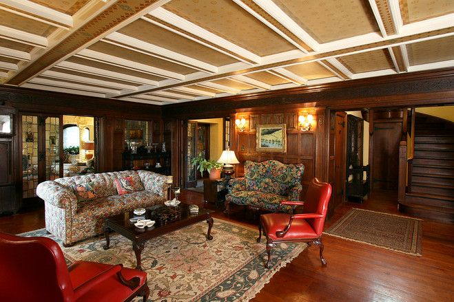 The Parlor, The Brooklyn Gingerbread House, 8200 Narrows ...