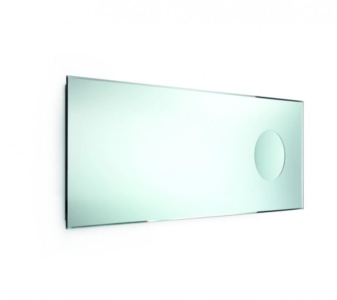 #Lineabeta #Speci magnifying #mirror 5667 | #Modern #Glass | on #bathroom39.com at 260 Euro/pc | #accessories #bathroom #complements #items #gadget