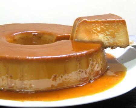 Receta: Flan de dulce de leche - Taringa!