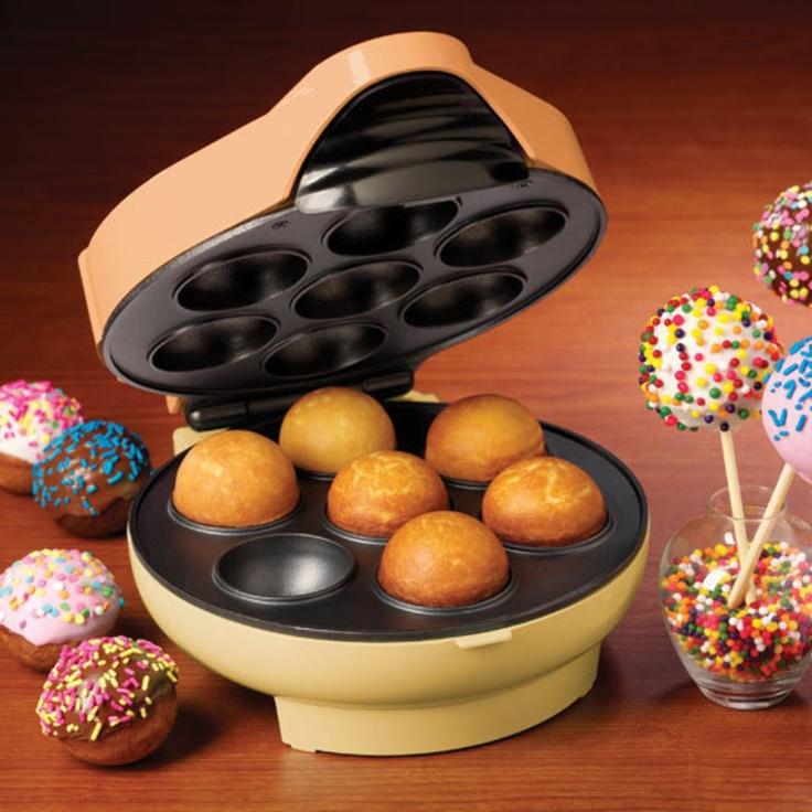 Cake Pop Maker $20