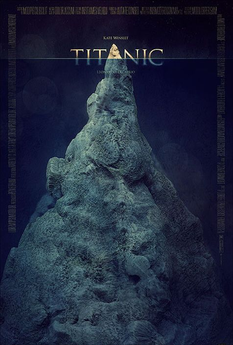 Movie Poster, titanic