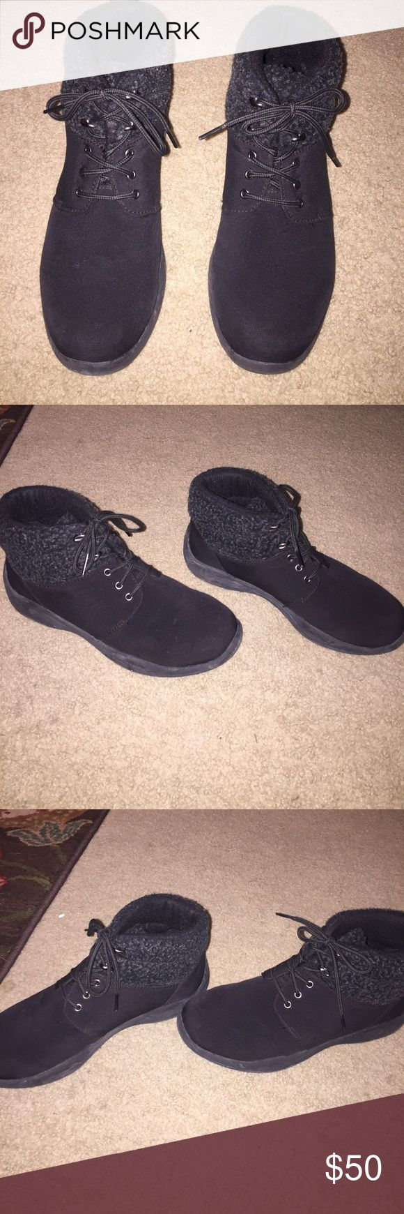 Propet ladies Madison boots. On Zappos for $79.99. Like new worn only twice. Propet Shoes Ankle Boots & Booties