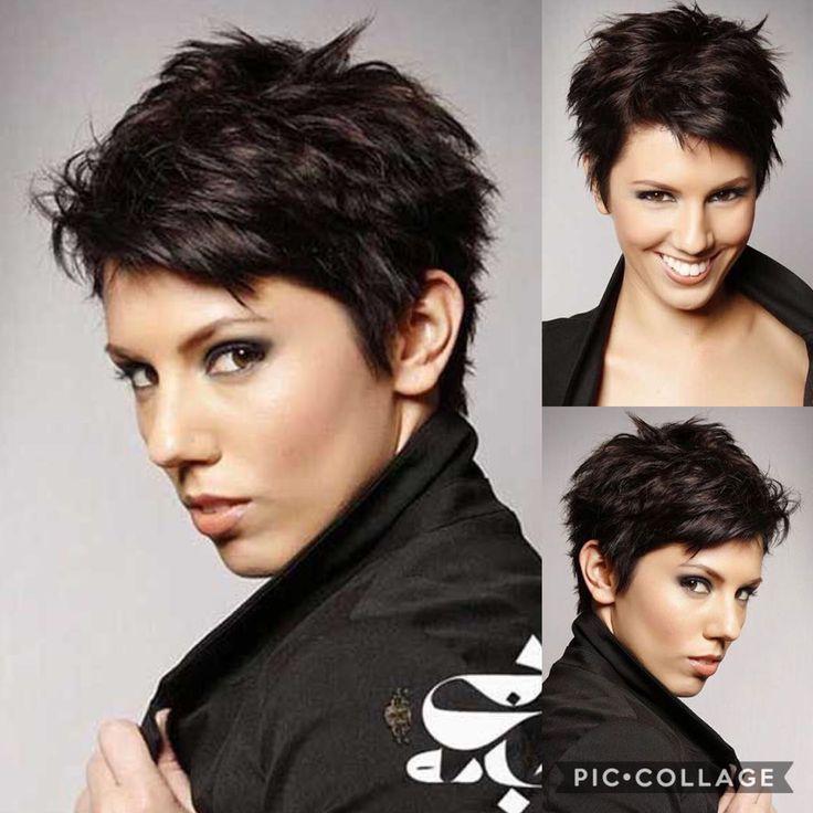 Haircut short - #haircut #short - #HairstyleMessy