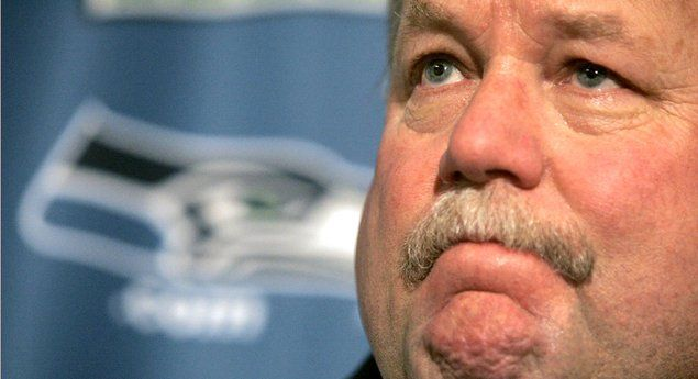 Mike Holmgren Finally Admits To Friends That He's Working For Cleveland Browns | The Onion - America's Finest News Source