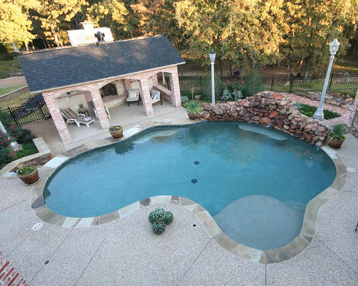 View Custom Pool Design Photos From Pulliam Pools A Ft Worth Builder Serving Weatherford Keller Aledo And Over 9 Counties In Surrounding Areas