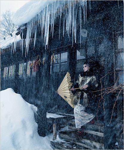 Japanese Winter Fashion