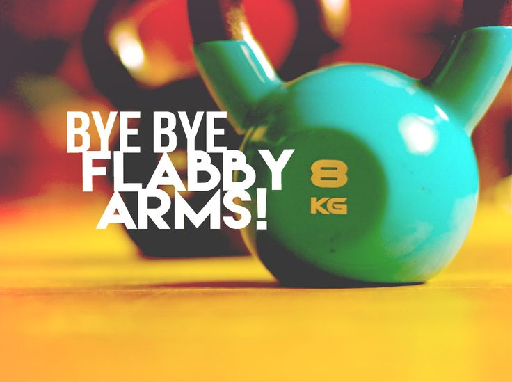 Are you ready to fire up those arms? Here are six kettlebell arm burner exercises you can do in 10 minutes.
