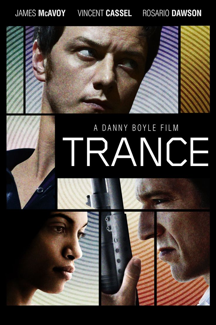 Everyone plays with everyone in this Danny Boyle directed psychological crime thriller. Loads of Rosairo Dawson's skin show. James McAvoy undoubtedly will impress you. Vincent Cassel is splendid.