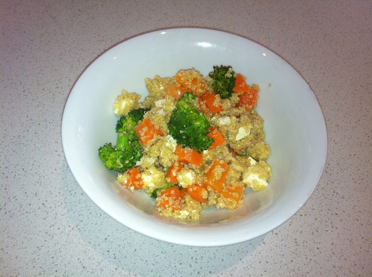 Healthy Lunching – Try Quinoa!