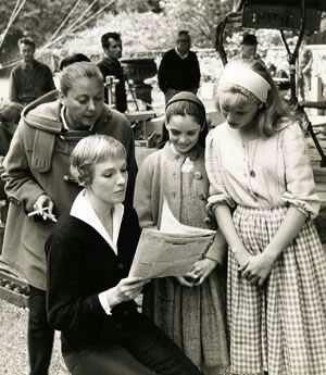 The Sound of Music behind the scenes