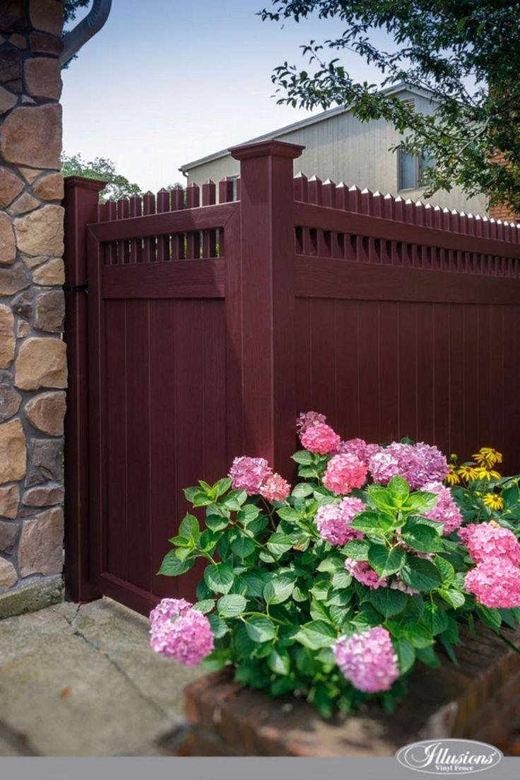Incredible Wood Backyard Pavilion Design Ideas Outdoor 1: 25 Best Vinyl Fence Enclosures Images On Pinterest